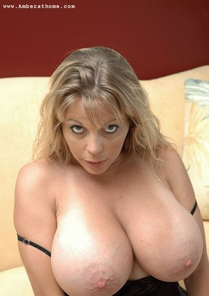 Large tits and nipples