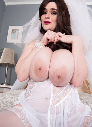 Huge Boobs Bride Pics